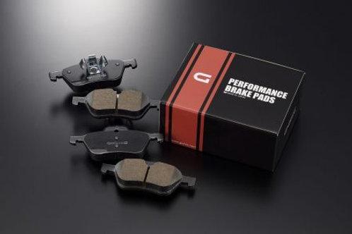 ミニ専用低ダスト・フロント・ブレーキパッド109HS・R50