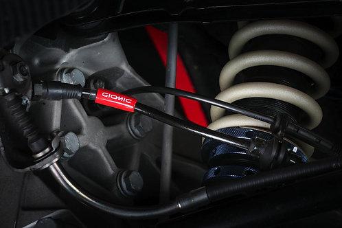 ミニ専用パフォーマンス・ブレーキライン(フロント・リア・セット)R56