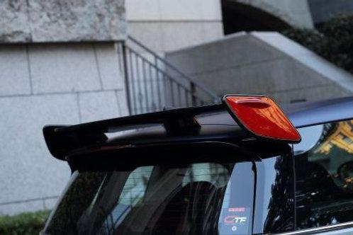 ミニ専用GTスタイル・ウィング・キット F54
