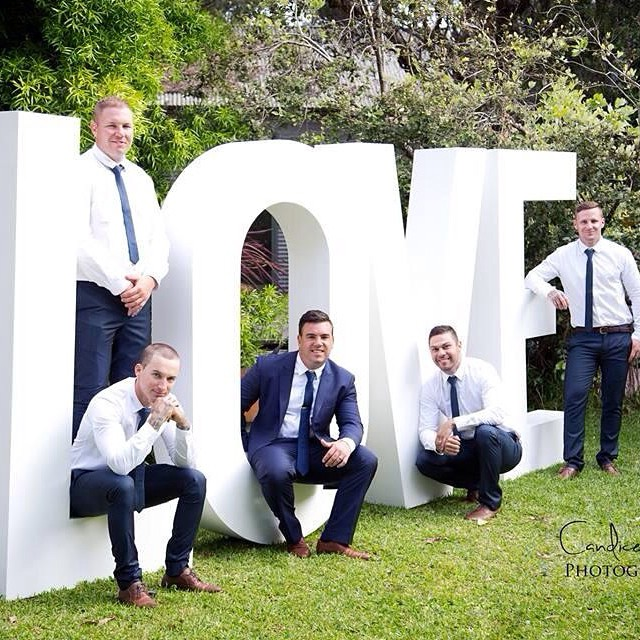 LOVE a good man shot!! What a handsome bunch! Photo by Candice Rose photography - check our her stuf