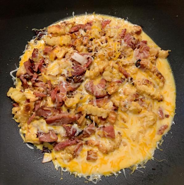 SWAMP omelette