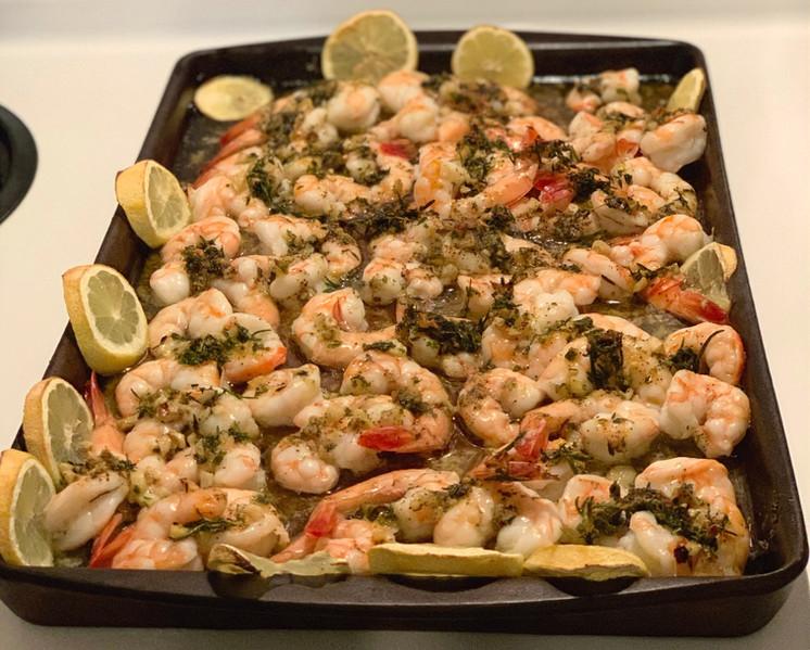 SWAMP shrimp