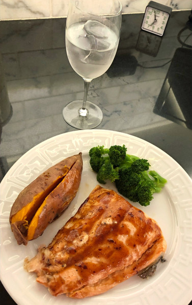 SWAMP salmon