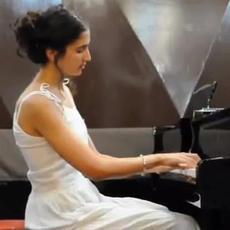 ענבל בן משה - פסנתר