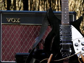 תולדות הגיטרה החשמלית - פוסט אורח של רן לוי