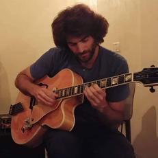אדם לב - גיטרה ותופים