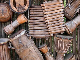 מקורות הג'אז: מוזיקה אפריקאית