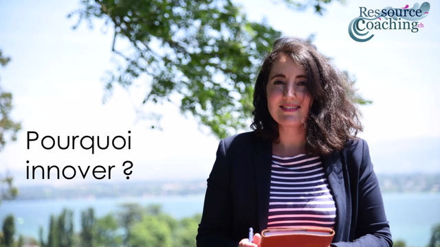Pourquoi innover ?
