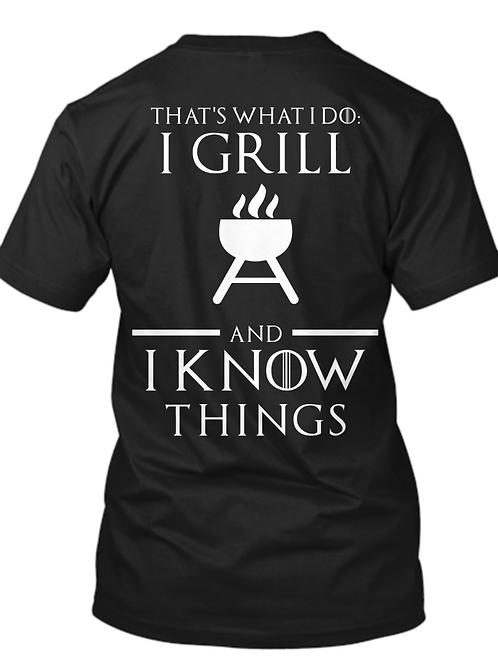 """I Know Things"" T-Shirt"