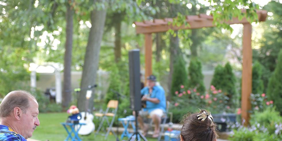 Summer Dinner in the Garden - Thursday, September 17