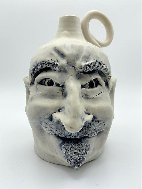 Face Jug by Carl Wagoner
