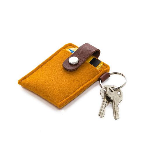 Felt Key Card Case by Graf Lantz