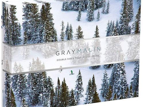 Gray Malin Snow Puzzle