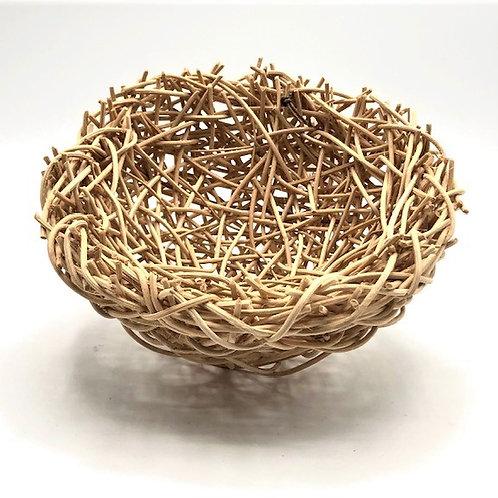 Small BasketBowl by Dennis Shaffner