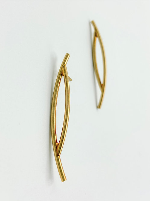 Marquise Earrings by Tip-To-Toe Jewelry