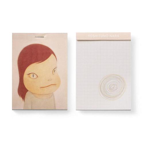 Yoshitomo Nara Mini Notebook