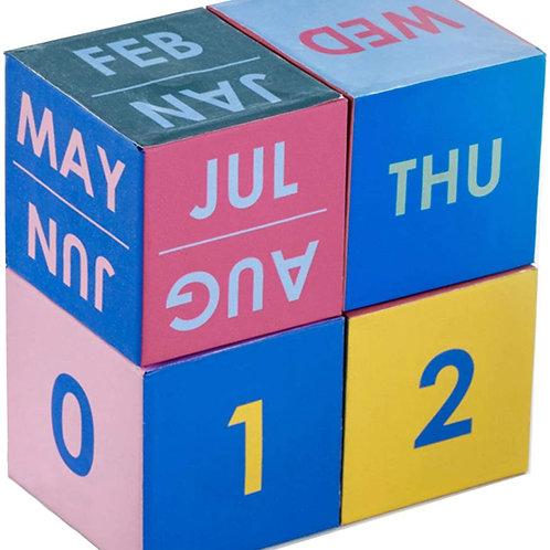 PuzzleBlocks Perpetual Calendar