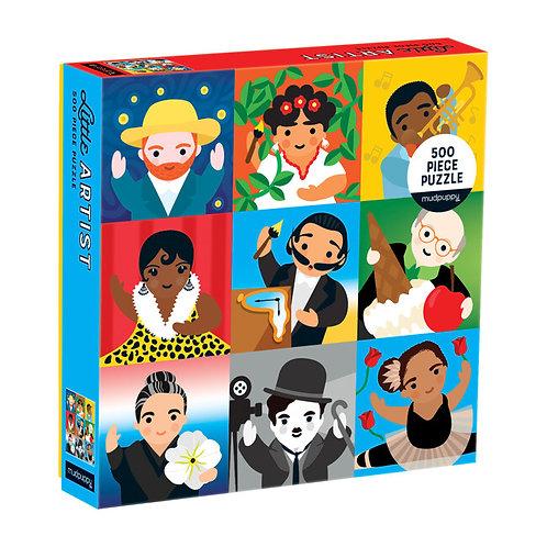 Little Artists Puzzle- 500 Piece