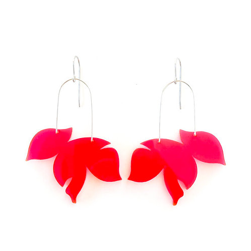 Fleur Earrings by Zass Designs