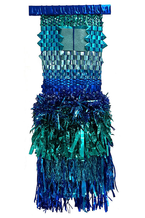 """""""It's My Party..."""" Weaving by Melissa Yungbluth"""