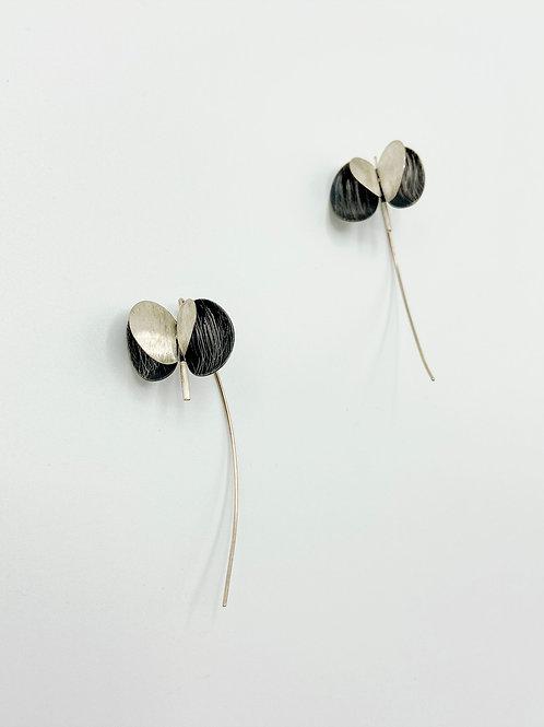 Open Shells Earrings by Tip-To-Toe Jewelry