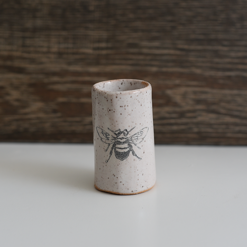 Bee Tiny Tumbler by Mud & Maker