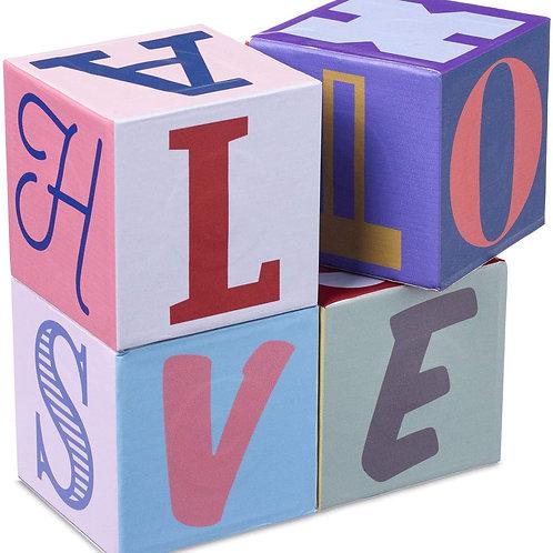 PuzzleBlocks: Four Letter Word by Design Ideas