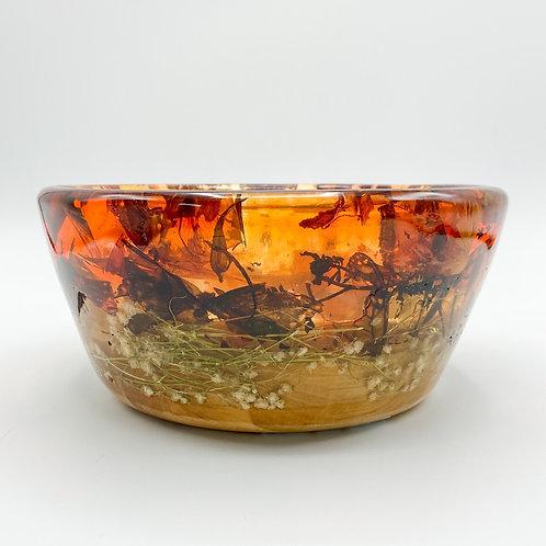 """""""Broken"""" Bowl by Ron Gurgol"""