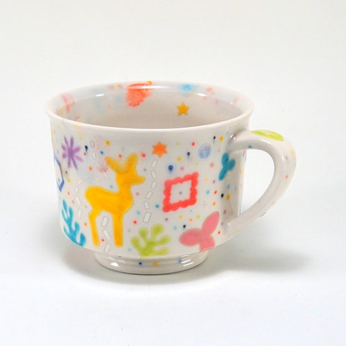 Princess Mug by Masa Sasaki Ceramics