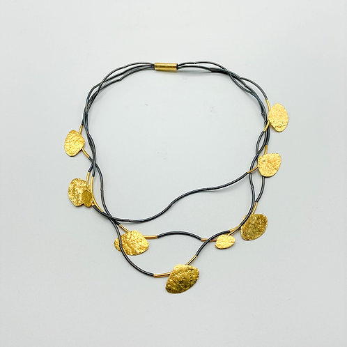 Skipping Stones Necklace by Tip-To-Toe Jewelry