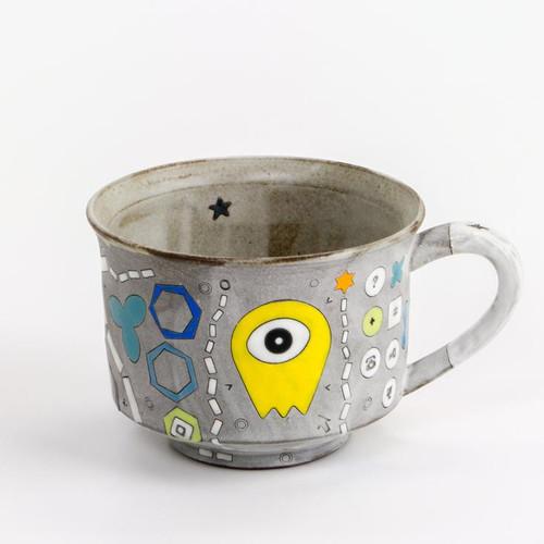 Alien Mug by Masa Sasaki