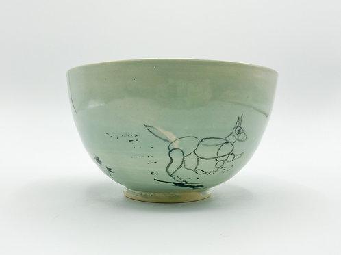 Deep Bowl by Schall Studio