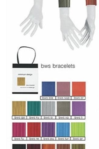 Pleated Bracelet by Alexandra Tsoukala