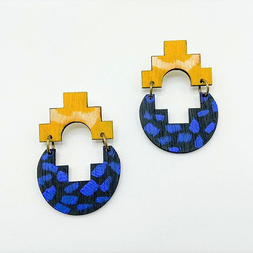 Nexus Earrings by Charisma Eclectic