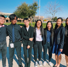 Enochs Officer Board: End of the Term 2020