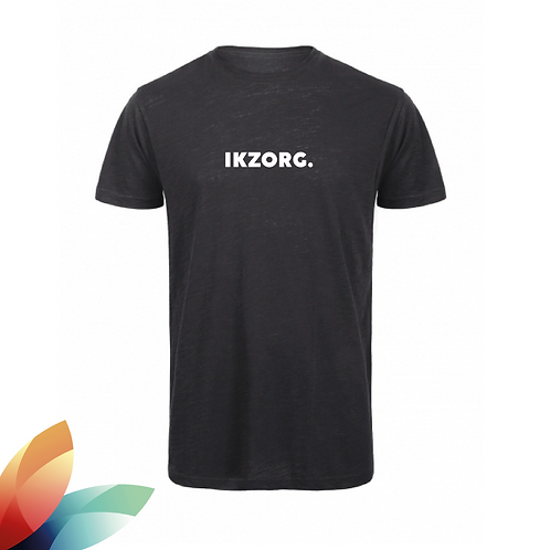 MAN: T-shirt IKZORG.