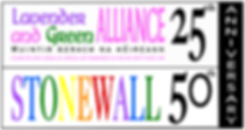 Anniversary Logo Stonewall Lav & Green.p