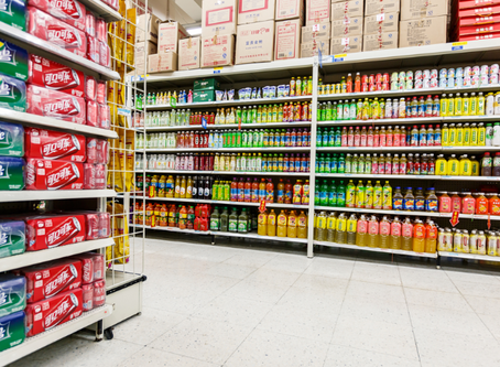 Warning labels on unhealthy foods in Chile result in DRAMATIC DIFFERENCE in CONSUMPTION