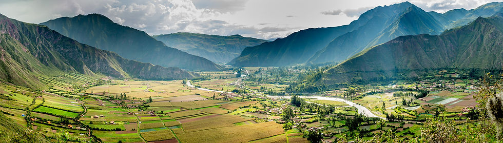 Sacred Valley of Peru by Kyer W.