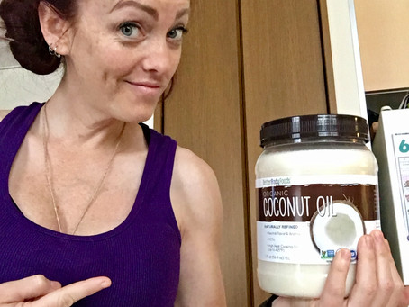 "The BS behind ""Coconut Oil isn't Healthy – it never was"""