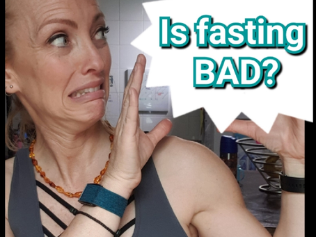 Is fasting BAD?