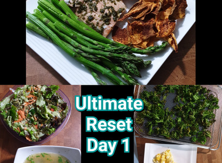 Phase 1 of the Ultimate Reset