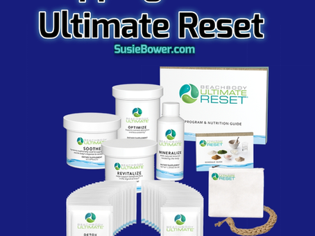 Prepping for Ultimate Reset