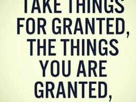 Daily Gratitude - Sharpen Your Attention to Details