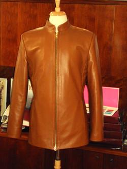 custom made leather