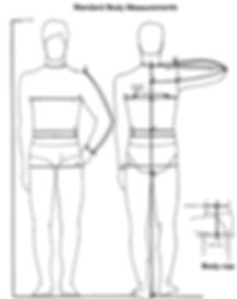 body measurments