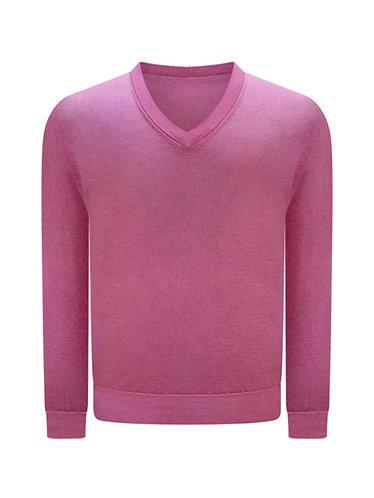 Luxury Sweater Vee Neck