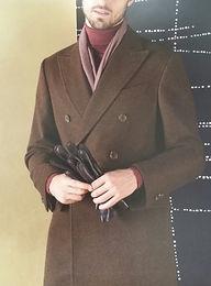 bespoke overcoat,custom made overcoat,tailor made overcoat,made to measure overcoat,