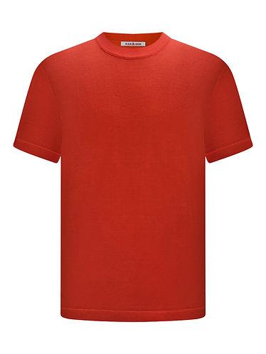 Stylish T-shirt 100%silk