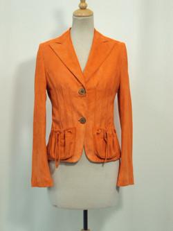 custom suede jacket
